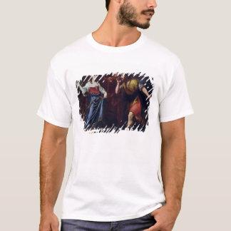 Rahab and the Emissaries of Joshua T-Shirt