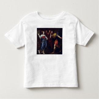 Rahab and the Emissaries of Joshua Toddler T-shirt