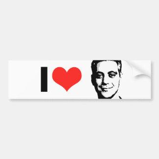 Rahm Emanuel Bumper Stickers