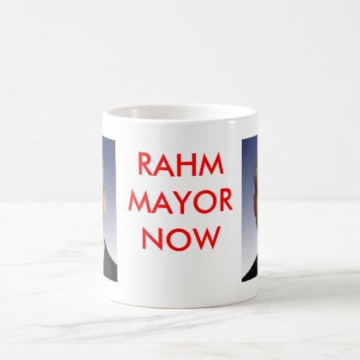 Rahm Emanuel for Mayor Coffee Mug