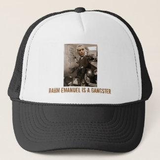 Rahm Emanuel Gangster Trucker Hat