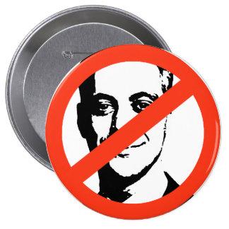 Rahm Emanuel Gear Button