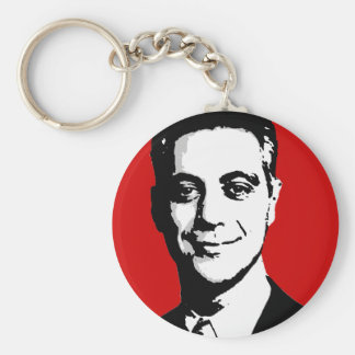 Rahm Emanuel Gear Key Chains