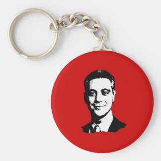 Rahm Emanuel Gear Key Chain