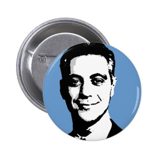 Rahm Emanuel Gear Pinback Button