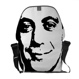 RAHM EMANUEL INK ART COMMUTER BAGS
