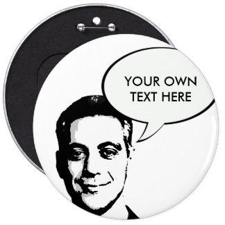 Rahm Emanuel Pinback Button