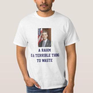 Rahm Emanuel Political Value T-Shirt