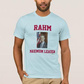 RAHM Maximum Leader T-Shirt