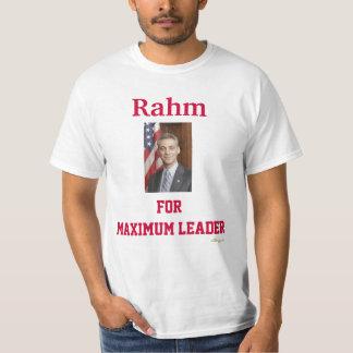 ¿Rahm para el líder máximo? Camiseta blanca