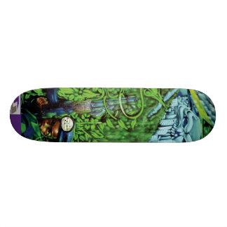 Rahmaan Statik Industrial Revolution Skateboard Deck