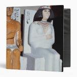 Rahotep y su esposa, Nofret, de Meydum