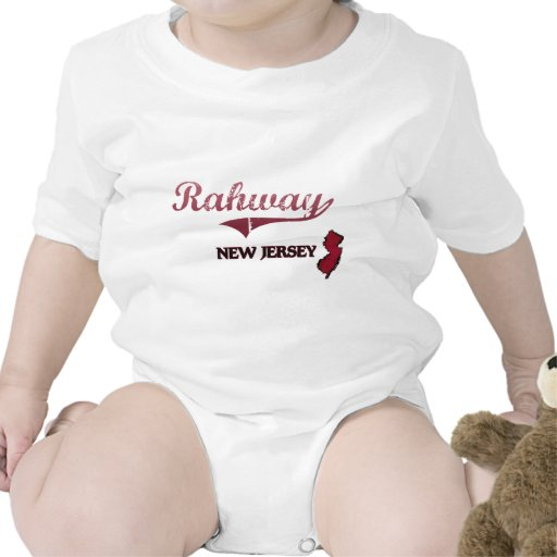 Rahway New Jersey City Classic Romper