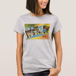 Rahway New Jersey NJ Old Vintage Travel Postcard- T-Shirt