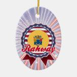 Rahway, NJ Ornamento Para Reyes Magos