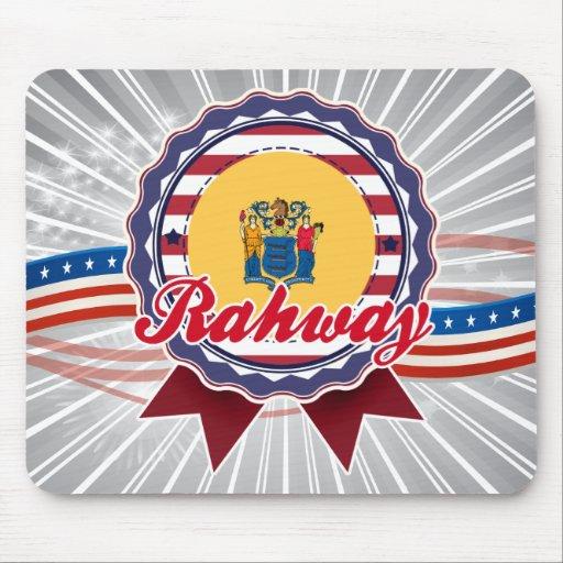 Rahway, NJ Alfombrilla De Raton