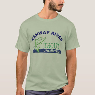 Rahway River Trout Unlimited T-Shirt