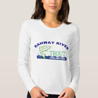 Rahway River Trout Unlimited Tee Shirts