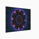 Rai - Fractal Art Canvas Print