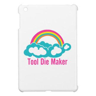 Raibow Cloud Tool Die Maker iPad Mini Case