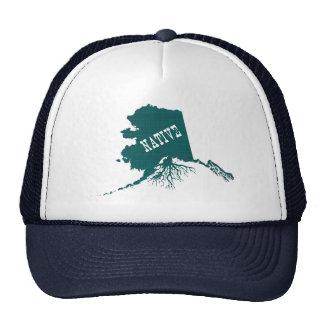 Raíces de Alaska Gorro De Camionero