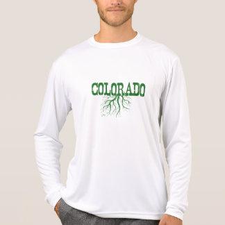 Raíces de Colorado Camisetas