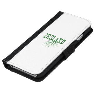 Raíces de Irlanda Funda Cartera Para iPhone 6