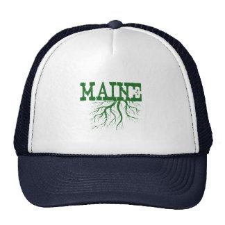 Raíces de Maine Gorro De Camionero