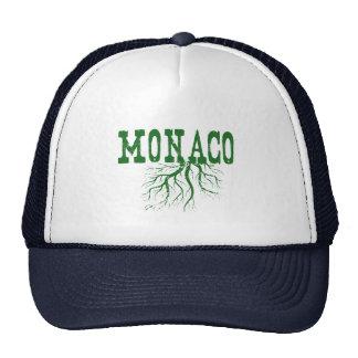 Raíces de Mónaco Gorras
