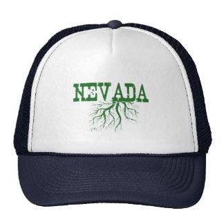 Raíces de Nevada Gorro De Camionero