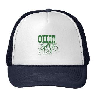 Raíces de Ohio Gorra