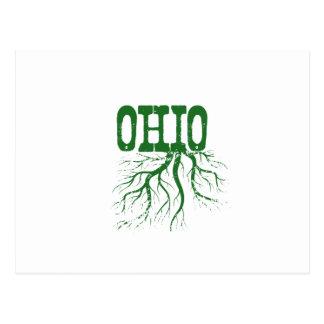 Raíces de Ohio Postales