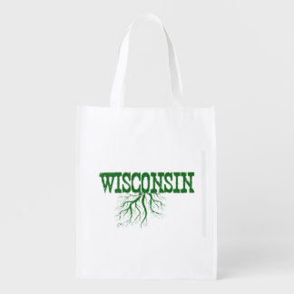 Raíces de Wisconsin Bolsa Para La Compra