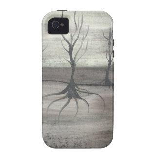 Raíces del árbol iPhone 4/4S funda