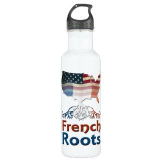 Raíces francesas americanas