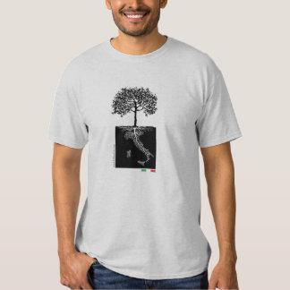 Raíces italianas camisas