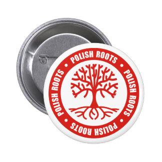 Raíces polacas pin