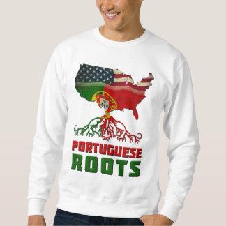 Raíces portuguesas americanas jersey