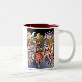 Raíces Two-Tone Coffee Mug