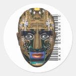 Raid Scorbutic Stickers