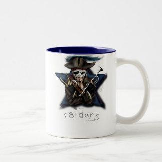 Raiders 11 OZ Pirate Mug