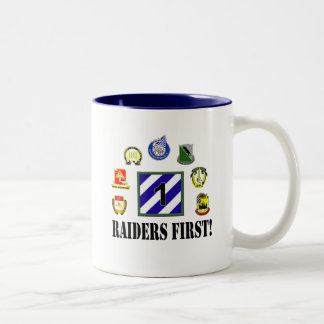 Raiders First! Coffee Mug