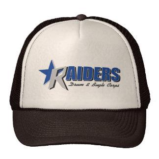 Raiders Hat - Tan/Brown