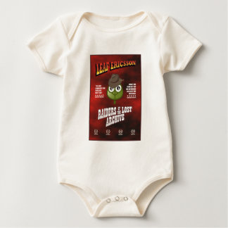 Raiders Of The Lost Archive Baby Bodysuit