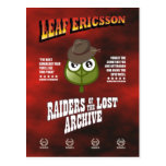 Raiders Of The Lost Archive Postcards