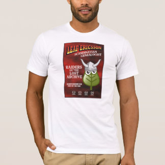 Raiders Of The Lost Archive T-Shirt