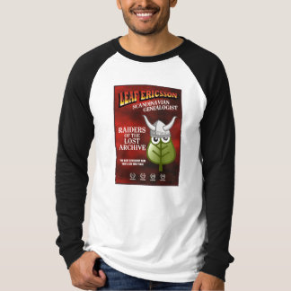 Raiders Of The Lost Archive T Shirt