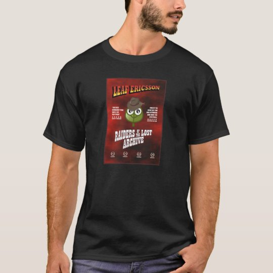 Raiders Of The Lost Archives T-Shirt