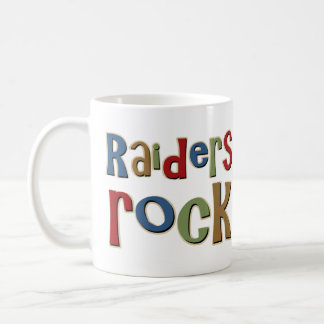 Raiders Rock Coffee Mug