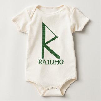 Raidho Baby Bodysuit